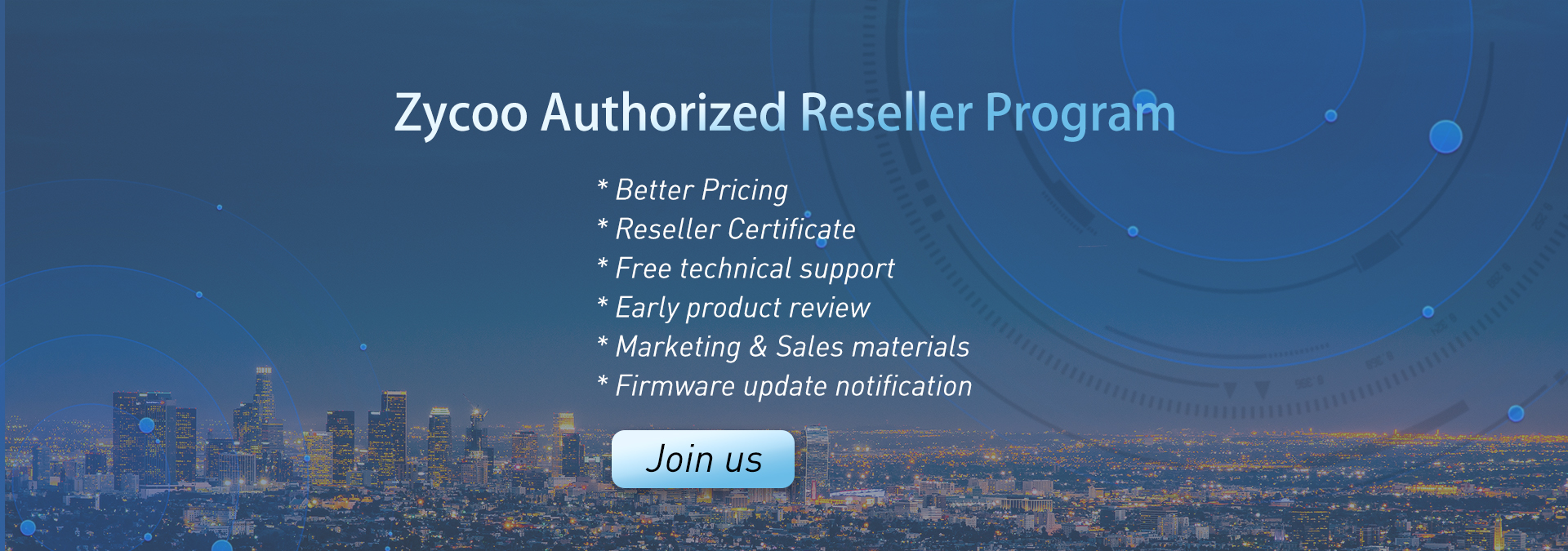 Zycoo Authorized Reseller Program